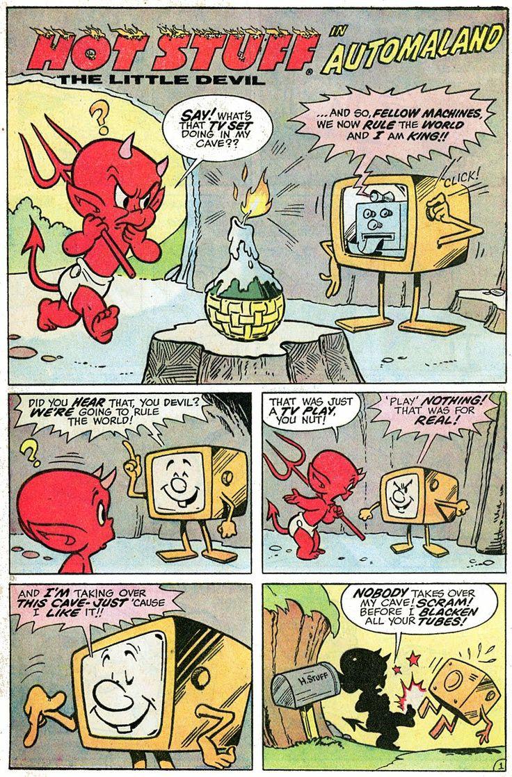 Comic strip stuff