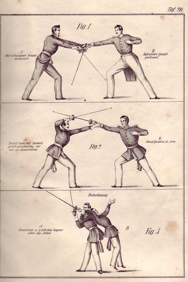 German swordsman