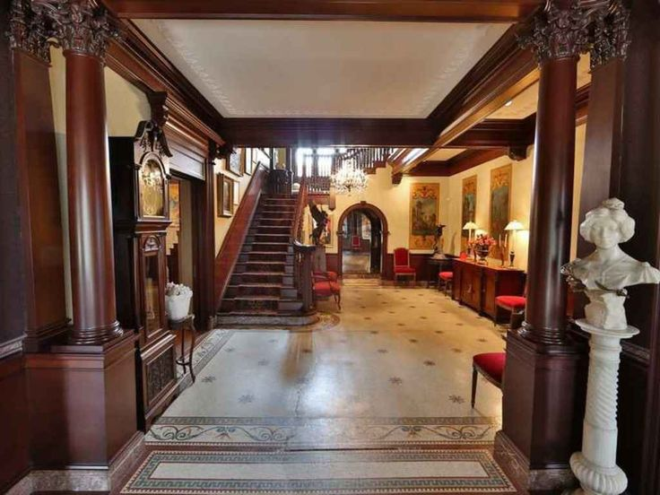191 best Old House Interiors images on Pinterest Victorian