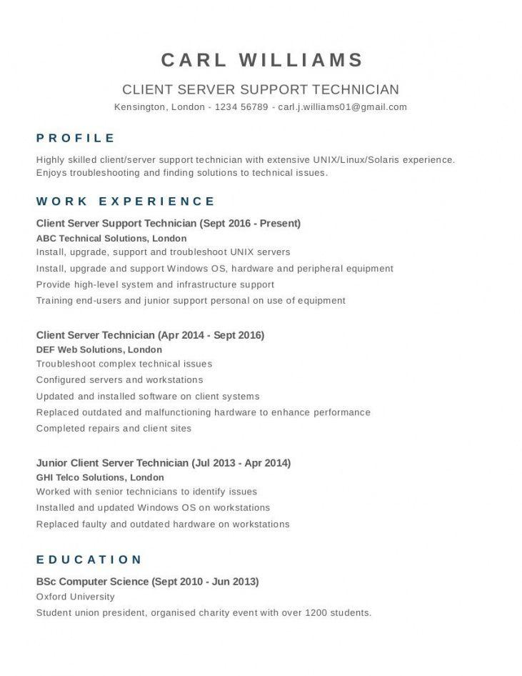 Cv Template London Job Resume Examples Resume Examples Cv Template