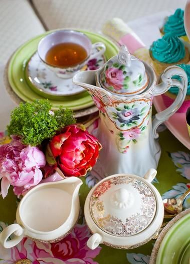 Hostess with the Mostess® - Tuscan Tea Party