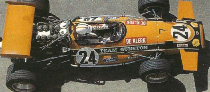 Peter Piet de KLERK 1970
