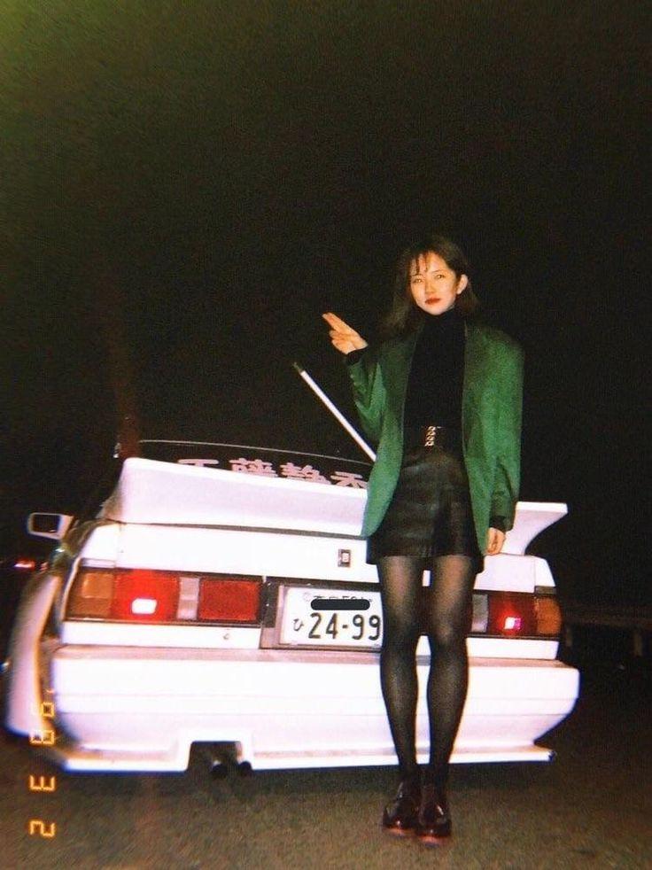 Pin by Seroja Vol4onok on 90's Japanese vibes   Jdm girls ...