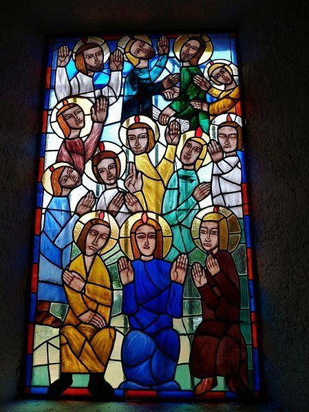 pentecost facts catholic