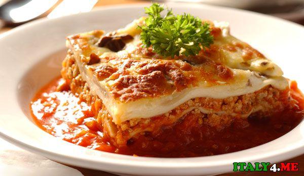Самые популярные блюда итальянской кухни