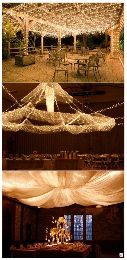 decoration_salle_mariage_guirlande_lumineuse_filet_plafond_drape