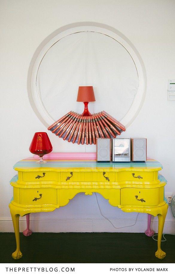 Yellow   Apartment   Cape Town   Interior   Etienne Hanekom Interiors