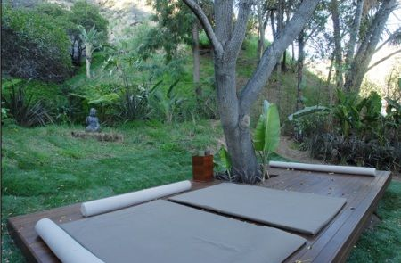 Outdoor Yoga platform, summer camping with the kiddies in the backyard, occasional picnics or outdoor barbeques - love it.