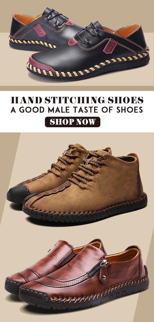 Men's Shoes Brilliant Mens Outdoor Boots High Top Booties For Men Comfortable Shoes Casual Sneakers Male Footwear Adult Plus Size Zapatos De Hombre Men's Boots