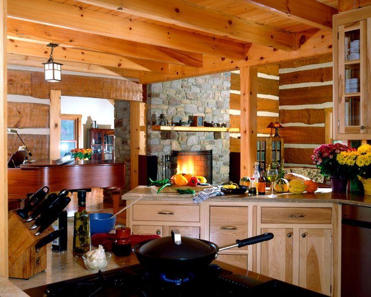 62 best Hearthstone Log Homes images on Pinterest | Log homes ...