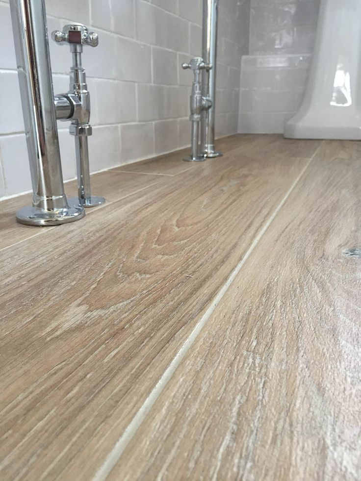 the detail and texture in this italian wood effect porcelain is amazing loft