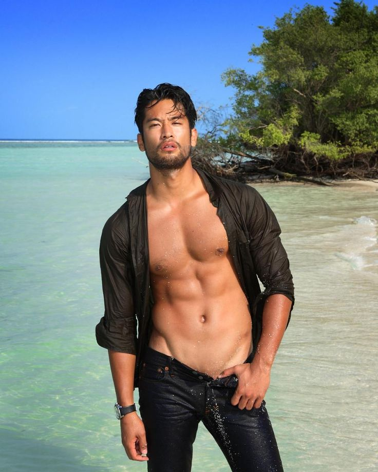 Welcome To The World Of Simon Lover!: Hunky Singapore NS