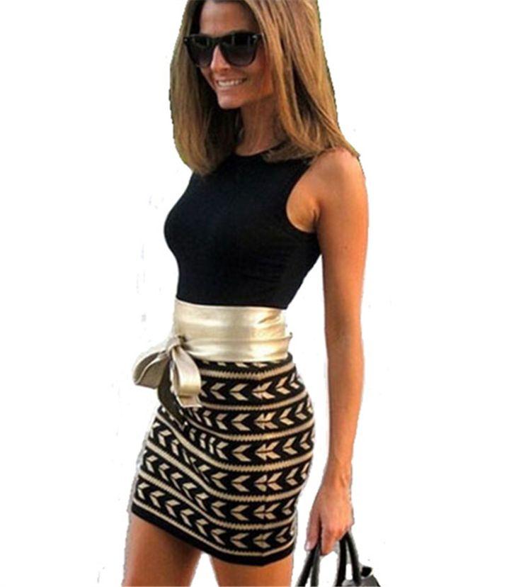 Aliexpress.com: Comprar Vestidos Casual mujeres Sexy otoño verano Vestidos sin mangas de trabajo de oficina vestido ajustado Vintage Retro negro vestido más el tamaño bata de vestido de calidad fiable proveedores en Pretty dress