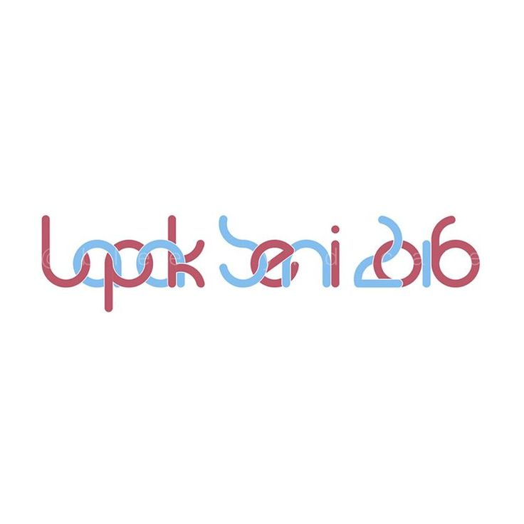 Design for #lapakseni2016 © 2016 @bleedsyndicate  #typography #design #graphicdesign #desain #desaingrafis #semarang #infosemarang #bleed #syndicate #bleedsyndicate #2016 #bleedsyndicate2016