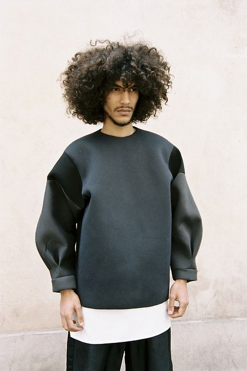 christinapaik:  Yassine from France  for ROSS ~ collection by my Fashion Director ~ India Dominique Ross MAY2013 PARIS