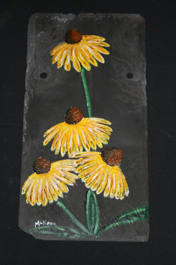 12 Best Images About Painting On Slate On Pinterest