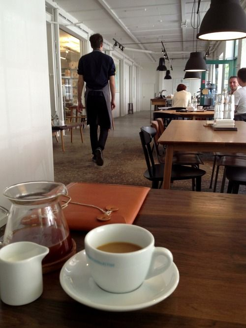 Coffee Collective, Copenhagen May 2013