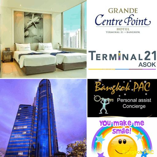 Grande Centre Point Sukhumvit at BTS Asok