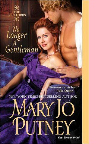 LAPL WTR | No Longer a Gentleman (Lost Lords, #4)