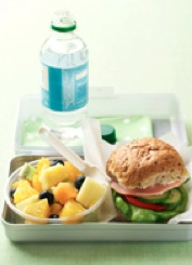 Lunch Box Meal Plans - Great for kids and adults!