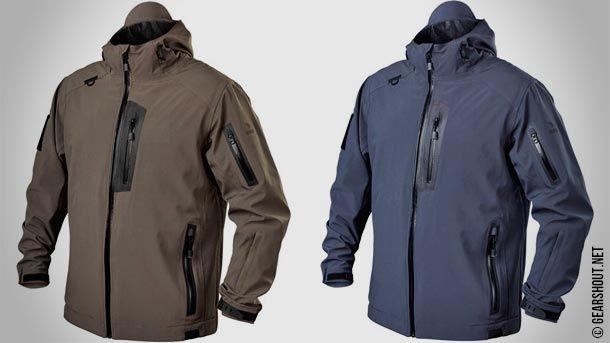 BLACKHAWK! выпустила новую софтшелл куртку TAC Softshell Jacket