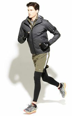 what to wear when running men style - Google Search