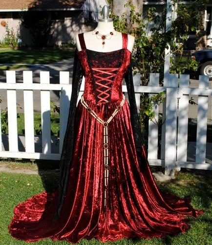 42 Best Renaissance Wedding Dress Images On Pinterest: 17+ Best Images About Wiccan Wedding Gown On Pinterest