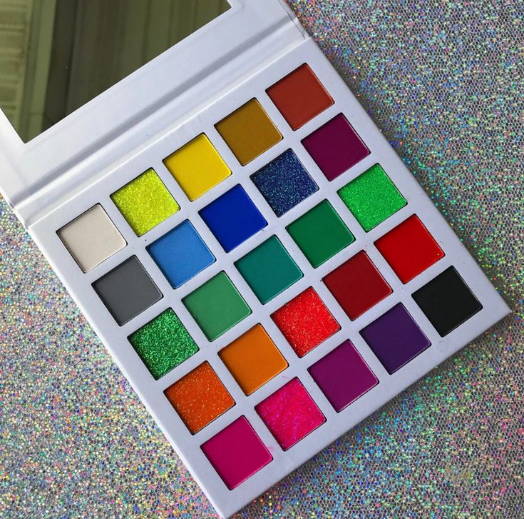 Color Obsession Palette Eyeshadow, Palette, Beautiful