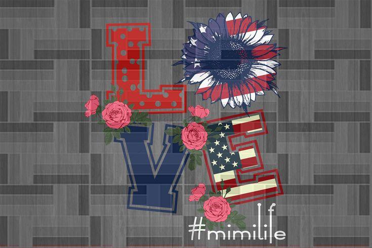 Download Love mimi life,mother's day svg, mom svg, nana svg, mimi ...