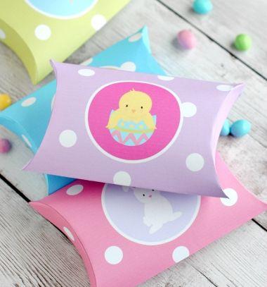 Húsvéti párnadobozok - ajándékdobozok ( nyomtatható ) / Mindy -  kreatív ötletek és dekorációk minden napra