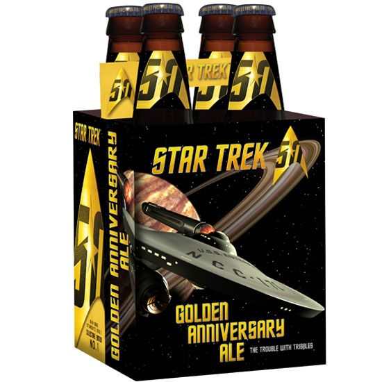 Toast To Star Trek's 50th With This Official Beer