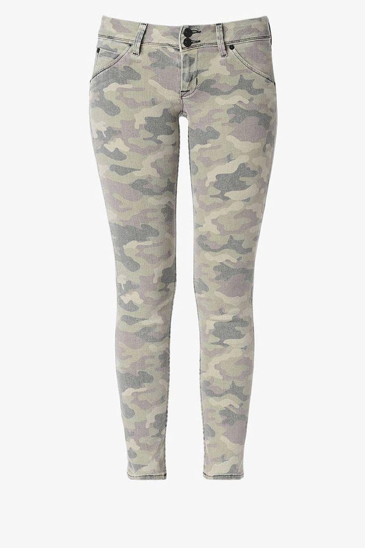 """Hudson Collin Skinny Jeans, $198;  target=""""new"""">hudsonjeans.com   - ELLE.com"""