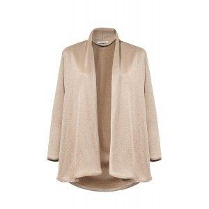 Kossmann - złoty sweter