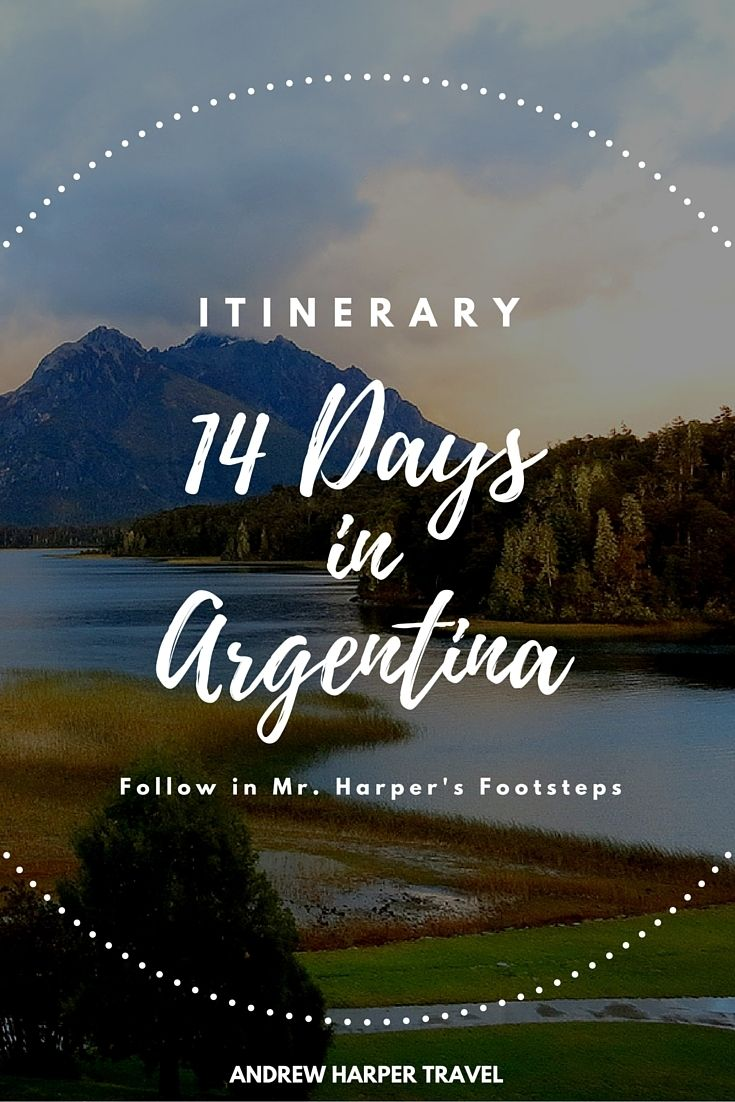 This journey includes four places so entirely different from one another: a world capital, an alpine lake district, rugged wine country and an idyllic ranch. It is an unforgettable exploration of a country as large and diverse as Argentina.