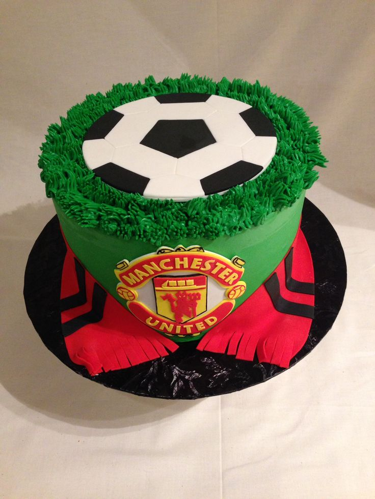 Image Result For Personalised Birthday Cake Manchester