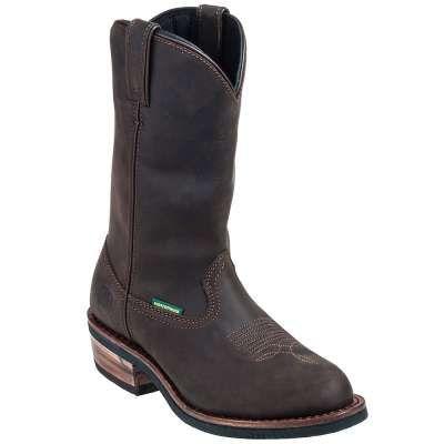 Dan Post Boots: Men's Steel Toe DP69691 Albuquerque Cowboy Boots