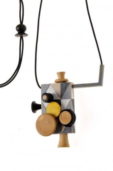 Katy Hackney - necklace 2010