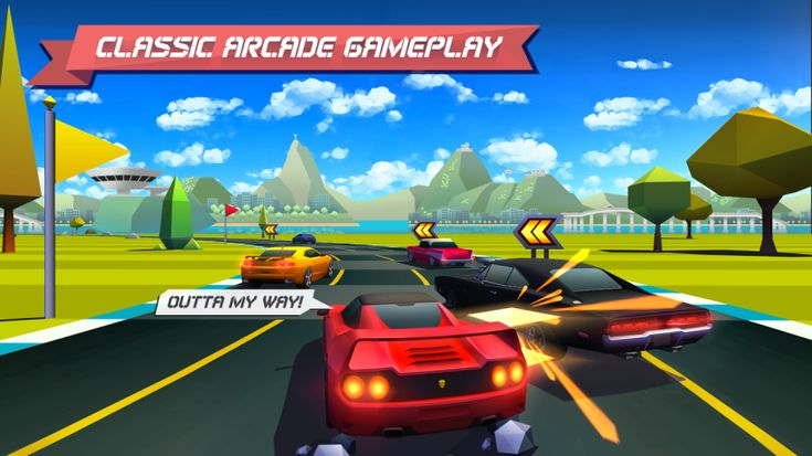 Horizon Chase is a retro arcade racer that's now available on Android (Updated) - https://www.aivanet.com/2015/11/horizon-chase-is-a-retro-arcade-racer-thats-now-available-on-android-updated/