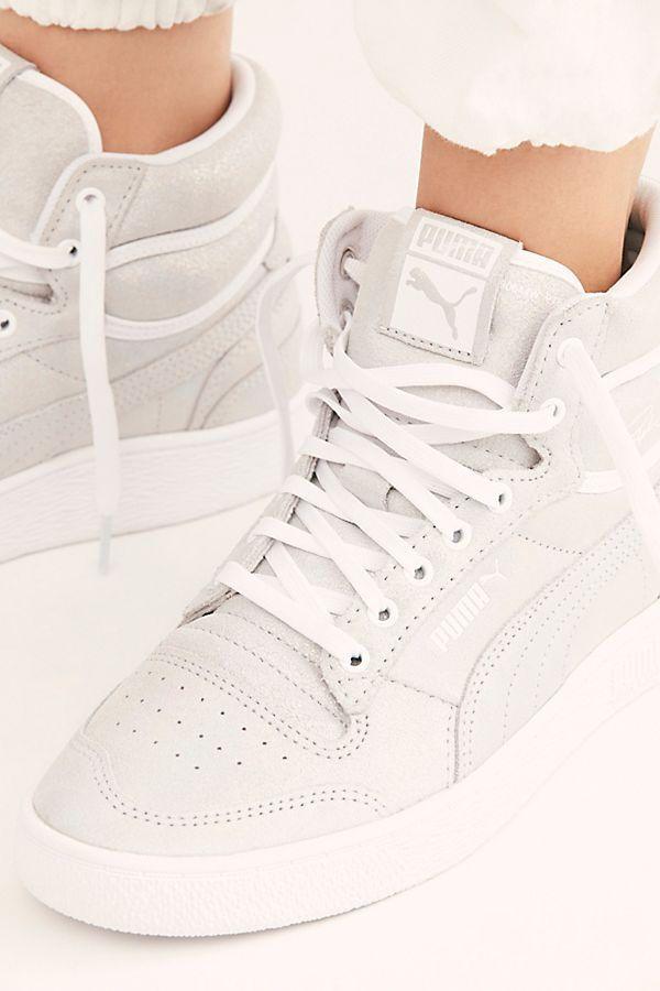 vintage white sneakers womens