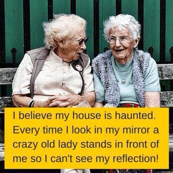 Funny old folks sayings