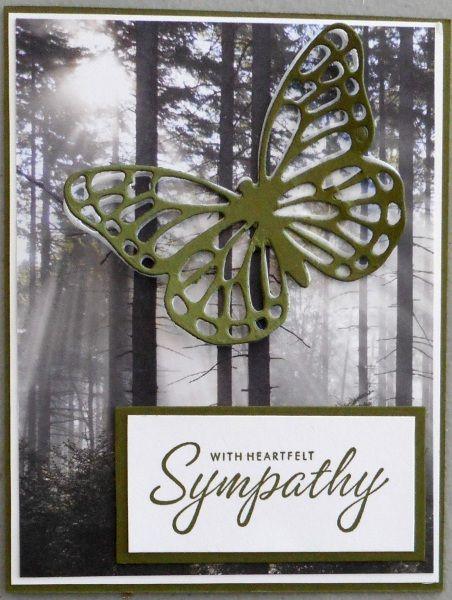 Butterfly Basics, Adventure Bound Designer Paper