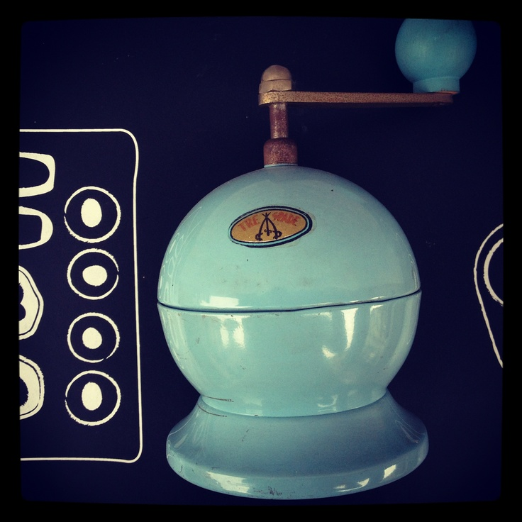 Da Marte: #macinacaffe #coffee grinder #trespade #caffe