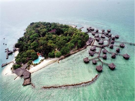 Kepulauan Seribu, Indonesia