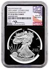 ✯★ 2016-W Am Proof Silver Eagle Congratulations NGC PF70 UC Black Mercant... http://ebay.to/2gvELbP