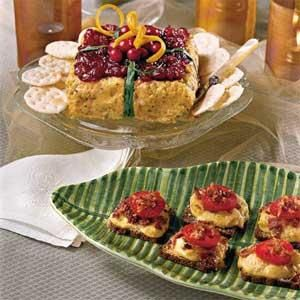 Cranberry-Cheese Box Recipe | MyRecipes.com