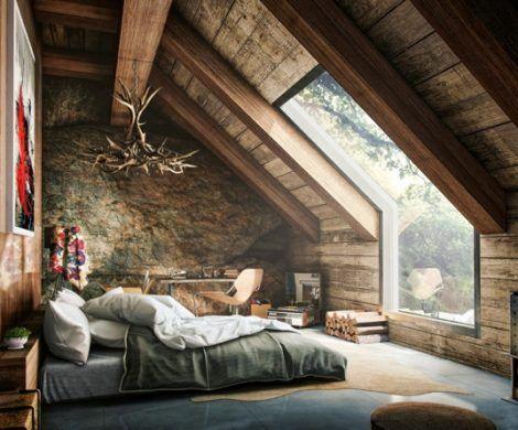 Haus Entwerfen Und Im Landhausstil Einrichten Cabin