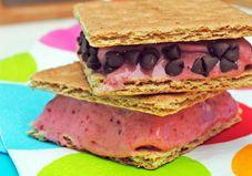 Recipe: A Healthier Ice Cream Sandwich