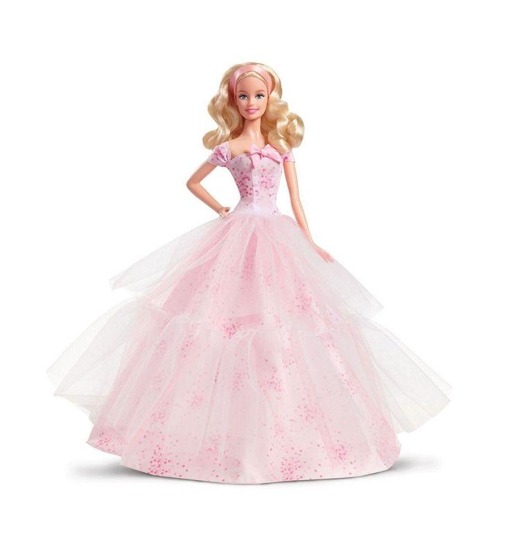 Кукла Barbie ( Кукла Барби ) Пожелания ко Дню рождения | Barbie.Ru | Барби в России