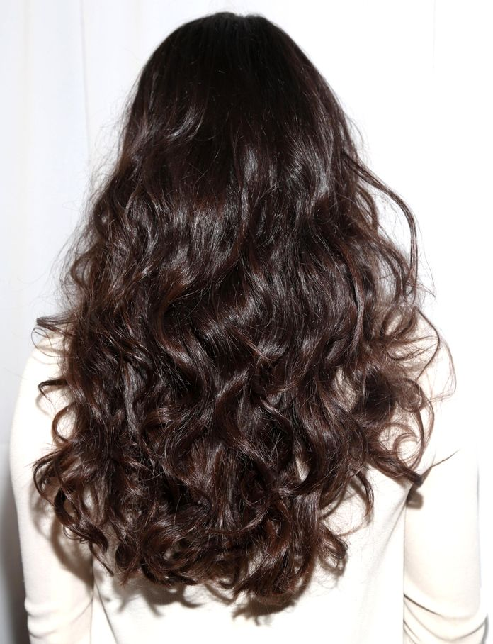 The Hairstyling Rules You Need to Follow After Getting a Perm | So you just got the modern perm, now what? In order to keep your permed hair healthy and the style intact, you're going to need to make a few changes to your everyday haircare routine. Here, we chatted with a celebrity hairstylist to find out how to care for a perm.