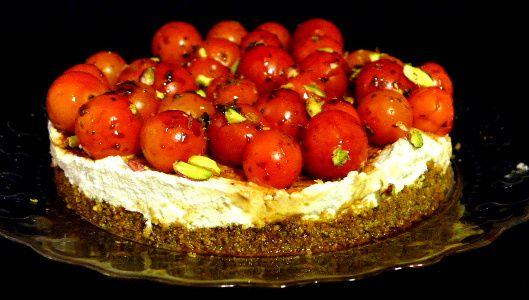 αλμυρο cheesecake